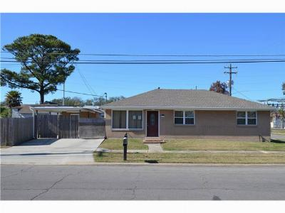 New Orleans Single Family Home For Sale: 6530 Avenue B Avenue
