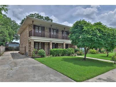 River Ridge, Harahan Single Family Home For Sale: 7405 Windsor Drive