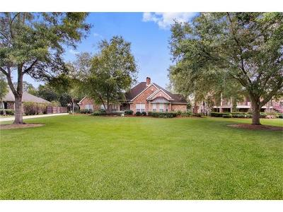Destrehan Single Family Home For Sale: 65 Elmwood Drive