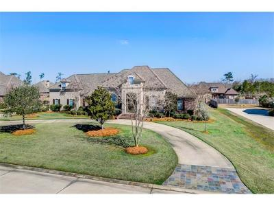 Slidell Single Family Home For Sale: 208 S Midland Bluff Court