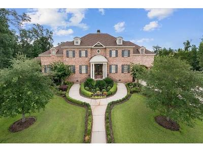Single Family Home For Sale: 160 Sanctuary Drive