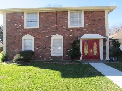Single Family Home For Sale: 4100 Lemon Street