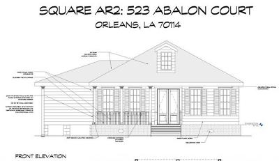 Single Family Home For Sale: 523 Abalon Court