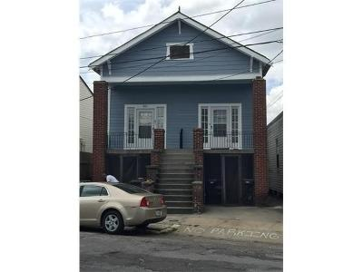 New Orleans Multi Family Home For Sale: 822 Franklin Avenue