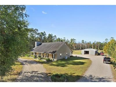 Single Family Home Sold: 65321 Dixie Ranch Firetower Road