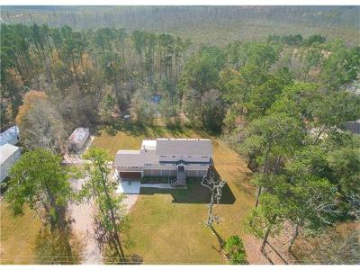 Madisonville Single Family Home For Sale: 429 W 22 Highway
