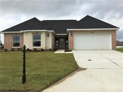 Marrero Single Family Home For Sale: 2500 New Iberia Circle