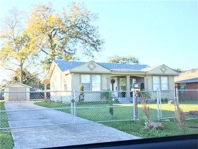 Marrero Single Family Home For Sale: 712 Urbandale Street