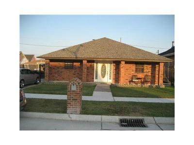 Mereaux Single Family Home For Sale: 2817 Debouchel Boulevard