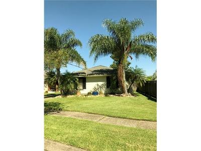 Metairie Single Family Home Pending Continue to Show: 5033 Glendale Street