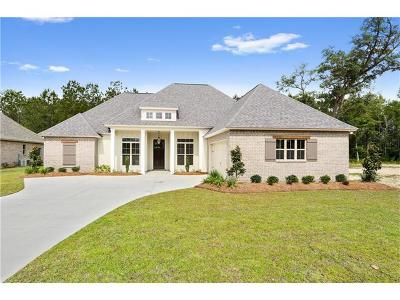 Madisonville Single Family Home Pending Continue to Show: 1516 Periwinkle Court
