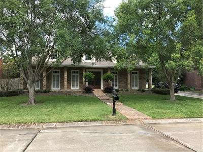 Harvey Single Family Home For Sale: 3625 Lake Winnipeg Drive