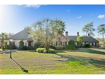 Madisonville Single Family Home For Sale: 151 Windermere Way