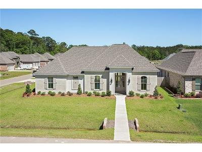 Madisonville LA Single Family Home For Sale: $369,950