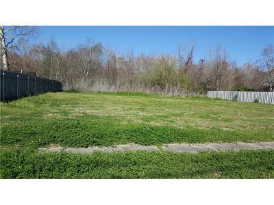 Mereaux, Meraux Residential Lots & Land For Sale: 3124 Munster Boulevard