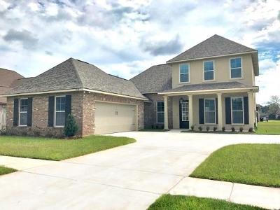 Madisonville Single Family Home For Sale: 528 Tumble Creek Drive