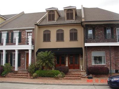 Harvey Townhouse For Sale: 2105 E Hyde Park Avenue