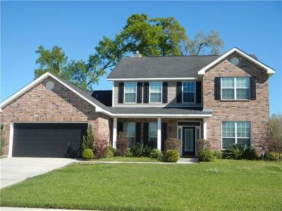 Single Family Home For Sale: 9524 Linden Loop