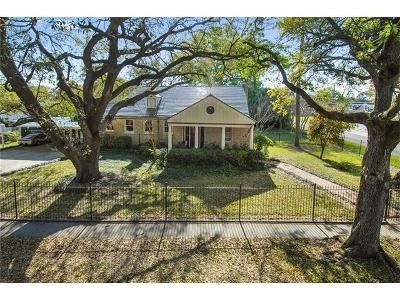 Westwego Single Family Home For Sale: 647 Avenue D