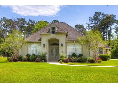 Madisonville Single Family Home For Sale: 108 Pine Avenue