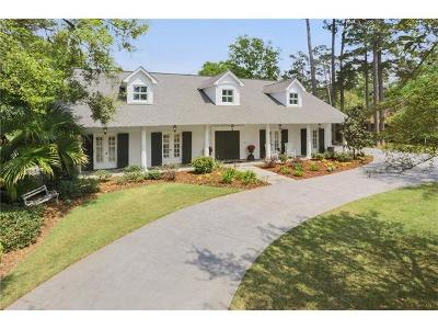 Single Family Home Pending Continue to Show: 745 Bocage Lane