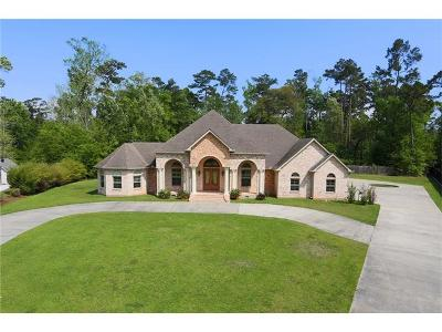 Madisonville Single Family Home Pending Continue to Show: 320 Sandy Brook Circle