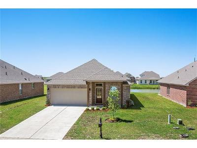 Slidell Single Family Home For Sale: 292 E Lake Drive