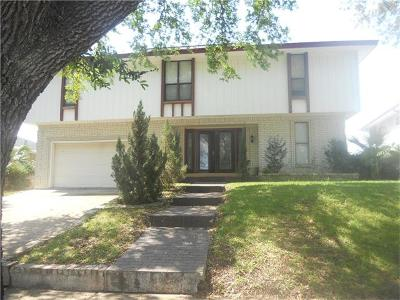 Single Family Home For Sale: 4610 Murano Road
