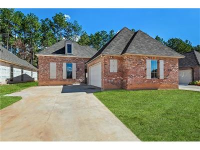 Madisonville Single Family Home For Sale: 3121 Lost Lake Lane