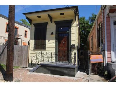 New Orleans Single Family Home For Sale: 2025 Marais Street