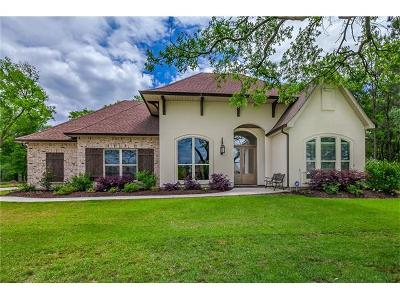Madisonville Single Family Home For Sale: 134 Willow Bend Drive