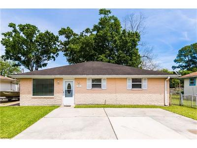 Metairie LA Single Family Home Pending Continue to Show: $164,900