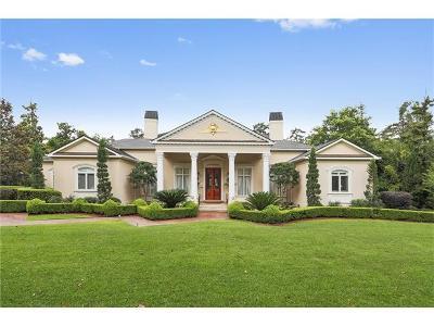 Covington LA Single Family Home For Sale: $1,300,000