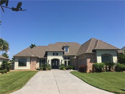 Slidell Single Family Home For Sale: 2249 Sunset Boulevard