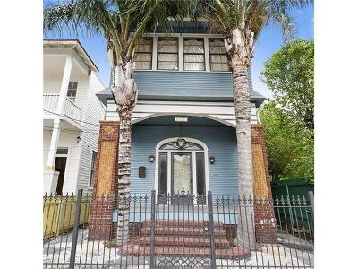 New Orleans Single Family Home For Sale: 2823 Constance Street