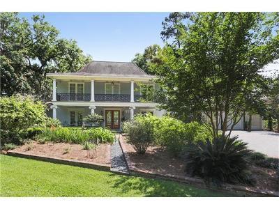 Single Family Home For Sale: 1200 Monroe Street