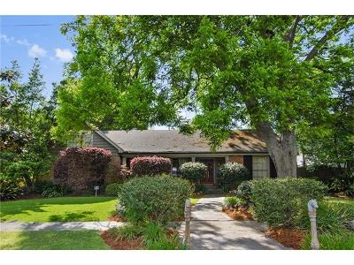 Single Family Home For Sale: 500 Ridgeway Drive