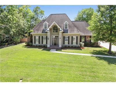 Destrehan Single Family Home For Sale: 101 Villere Place
