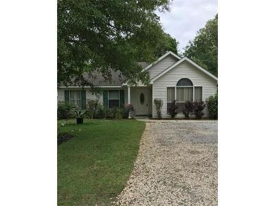 Madisonville Single Family Home For Sale: 122 Mardi Street