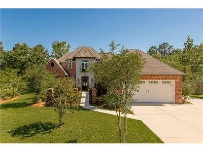 Madisonville Single Family Home For Sale: 670 Windermere Crossing West