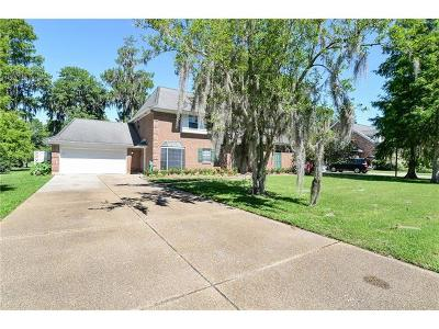 Destrehan Single Family Home For Sale: 2325 Ormond Boulevard