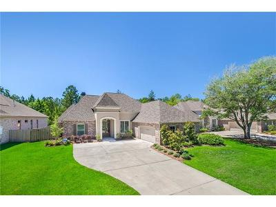 Madisonville Single Family Home For Sale: 537 Bedico Parkway