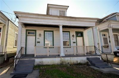 Mid-City Multi Family Home For Sale: 618 S Scott Street