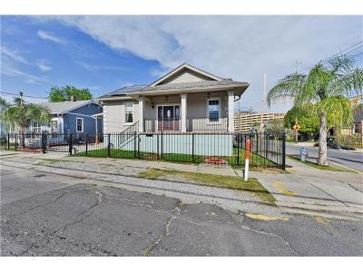 New Orleans Single Family Home For Sale: 2901 Upperline Street