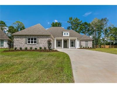 Madisonville Single Family Home For Sale: 544 Kristian Court