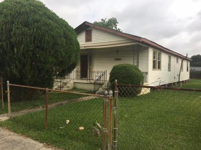 New Orleans Single Family Home For Sale: 1700 Erie Street
