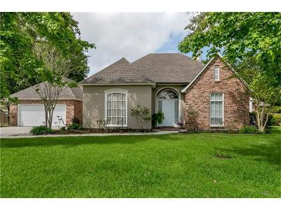 Mandeville LA Single Family Home For Sale: $427,500