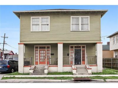 New Orleans Multi Family Home For Sale: 2526 O'reilly Street