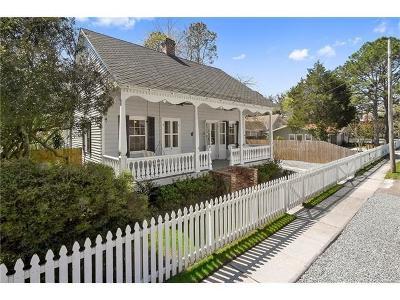 Madisonville Single Family Home For Sale: 302 St. John Street
