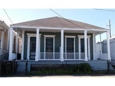 New Orleans Multi Family Home For Sale: 3220 Baronne Street